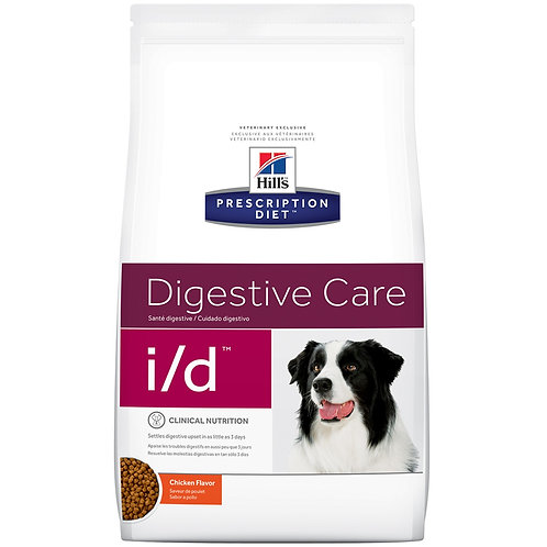 Hill's Prescription Diet i/d, Salud Gastrointestinal, Alimento para Perro 3.85Kg