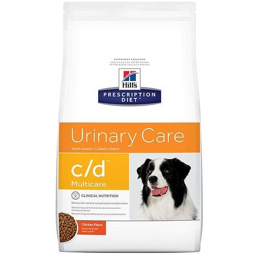 Hill's®Prescription Diet c/d, Cuidado Urinario, Alimento para Perro, 3.85kg
