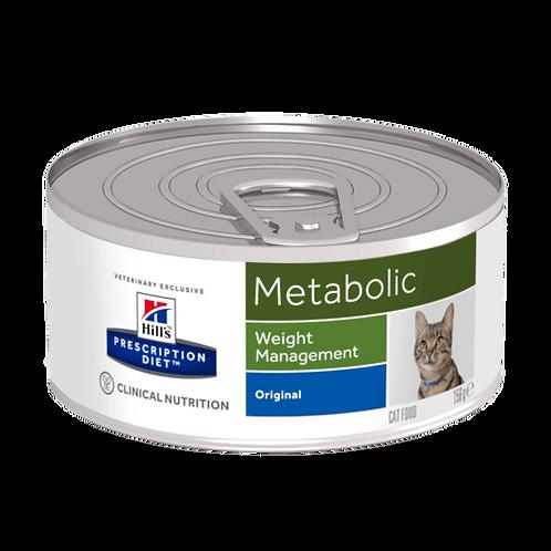 Hill's Prescription Diet Metabolic, Mantenimiento y Cuidado del peso 155gr