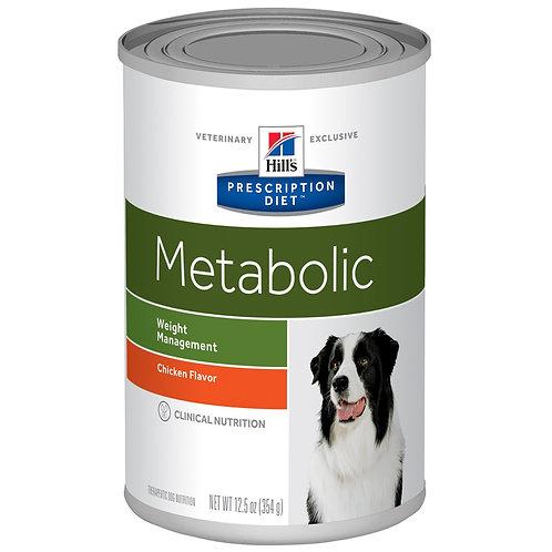 Hill's Prescription Diet Metabolic, Mantenimiento del Peso 354gr