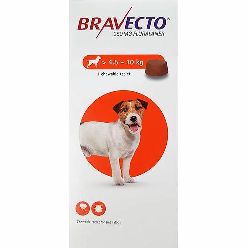 BRAVECTO 4.5 - 10KG