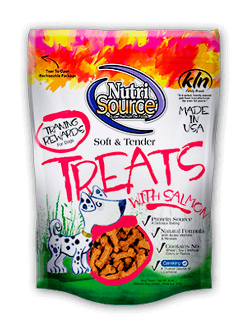TREATS NUTRI SOURCE SALMON