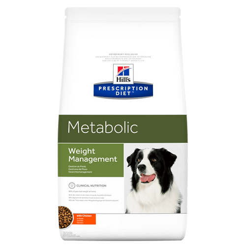 Hill's Prescription Diet Metabolic, Mantenimiento del Peso, 3.49kg