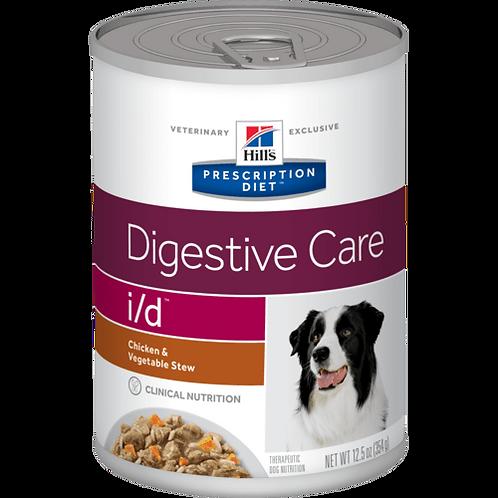 Hill's Prescription Diet i/d, Salud Gastrointestinal, 350gr