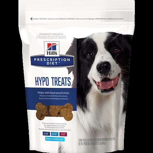 Hill's Prescription Diet Hypo Treats Canine, Premios hipoalergenicos, 340gr.