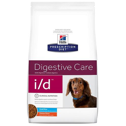 Hill's Prescription Diet i/d Small Bites, Salud Gastrointestinal, 1.5kg