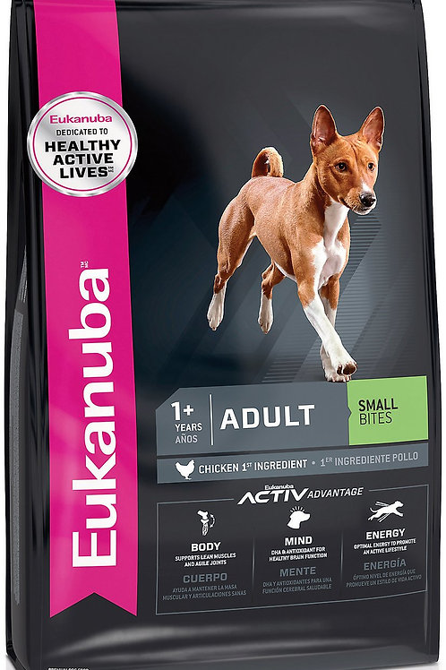 EUKANUBA ADULTO SMALL BITES