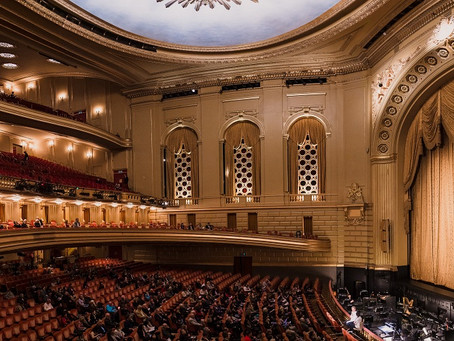 San Francisco's War Memorial Opera House Seat Upgrade Project announced for 2021