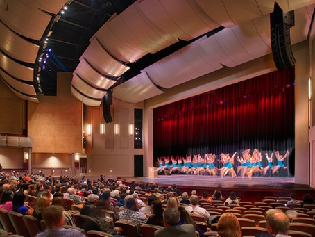 San Mateo Performing Arts Center wins Award of Honor