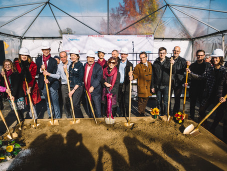 Breaking Ground in the Pacific Northwest