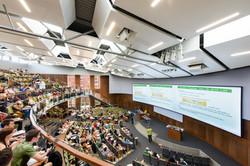 Univ of Oregon Straub Hall
