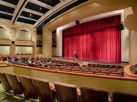 Adam discusses the new Palo Alto High School Performing Arts Center