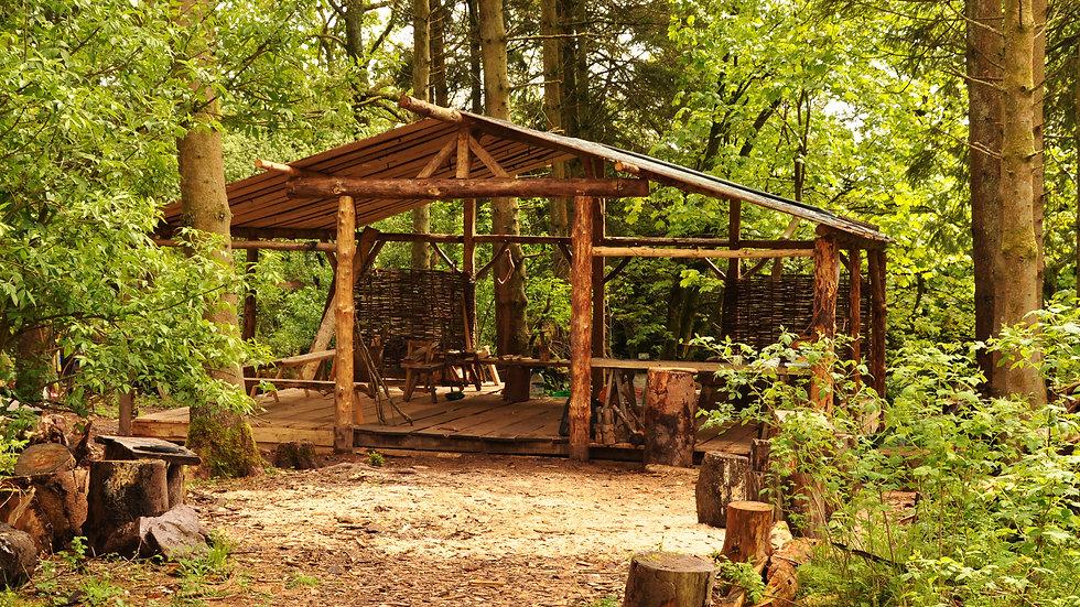 Greenwood shelter