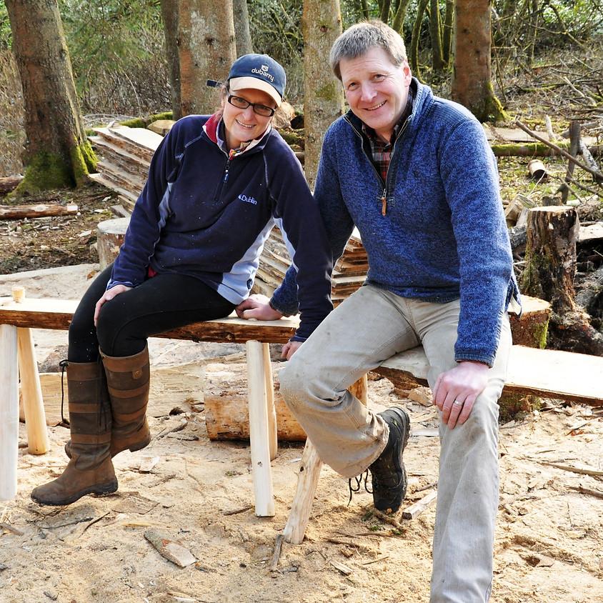 Make your own garden bench (1)