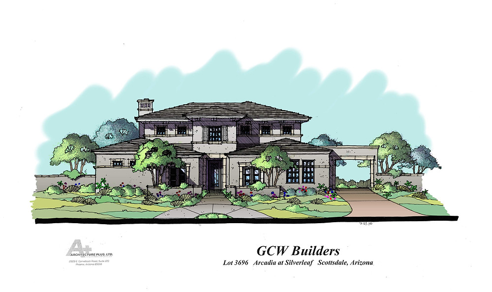Luxury custom home builder scottsdale