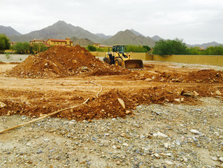 Ground Breaking in Silverleaf