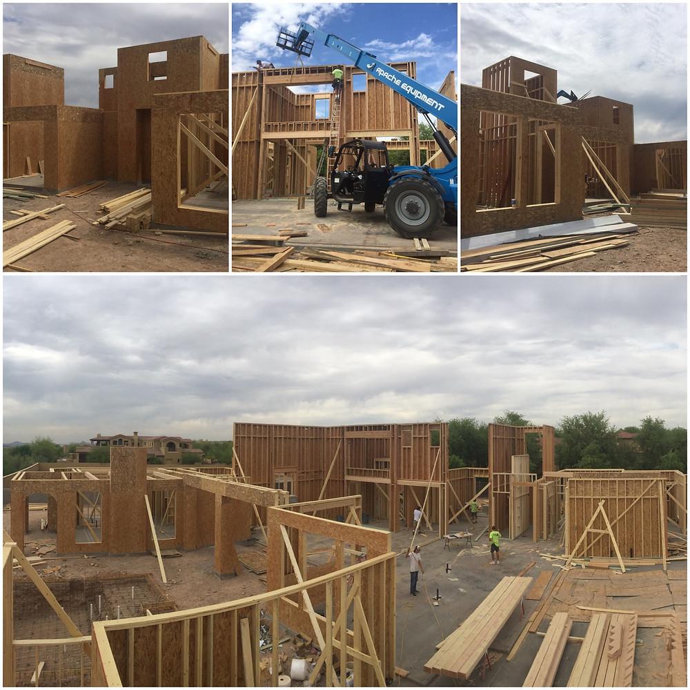 GCW Builders Custom Home Arcadia Silverleaf Lot 3680