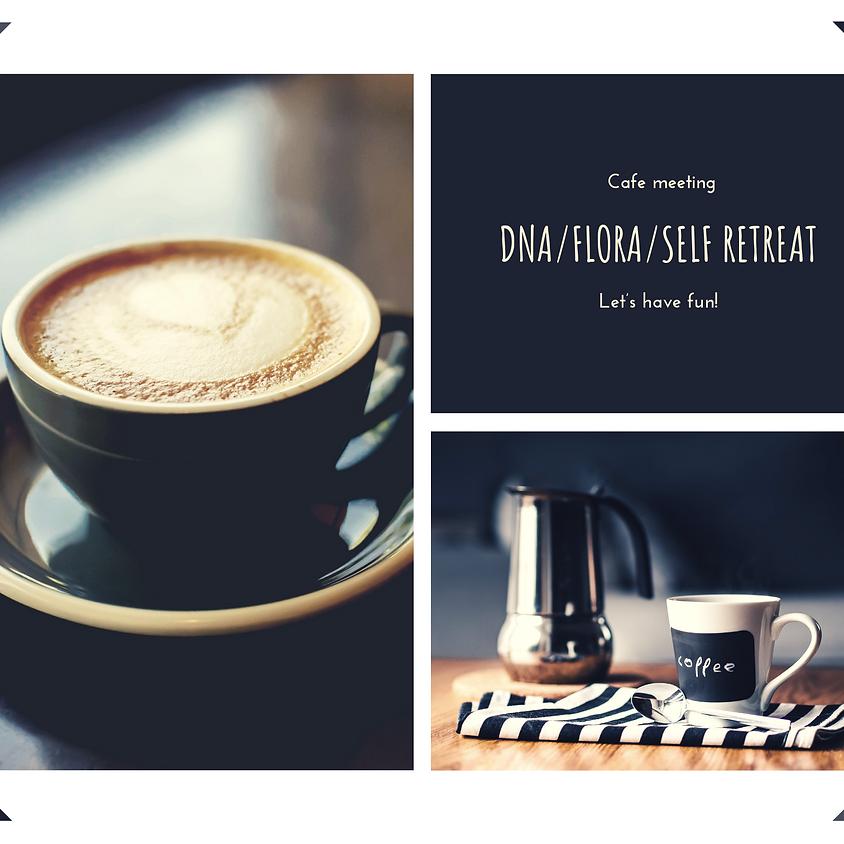 新月に行う美容と健康の三面美容についてのカフェ会 (1)