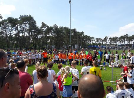 Spectaculair rustprogramma op jeugdtoernooi VV Swalmen!