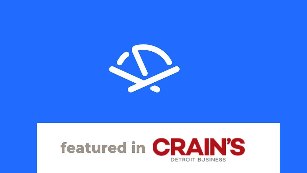 Pocketnest featured in Crain's Detroit Business