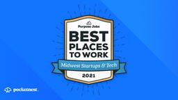 Pocketnest Named Best Place to Work