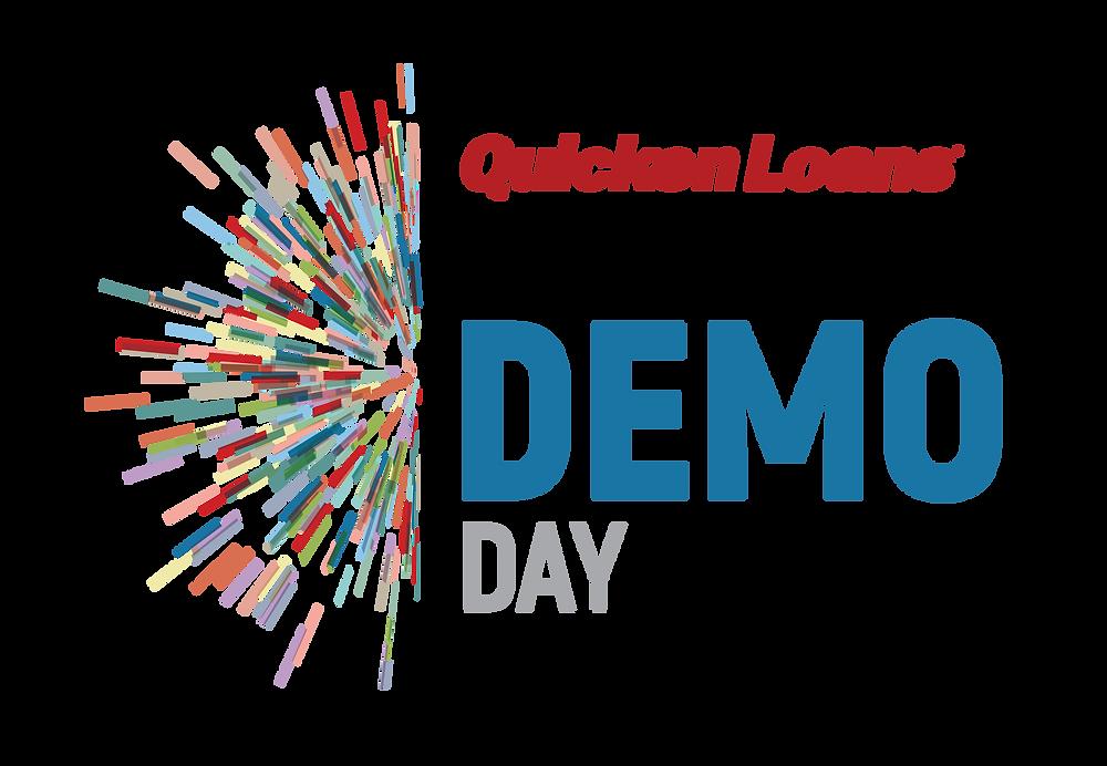 Quicken Loans Detroit Demo Day logo