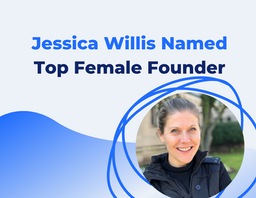 Jessica Willis Named Top Female Founder