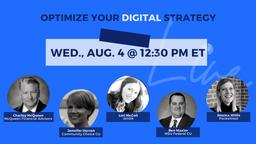 Credit Union Digital Strategy Live Panel