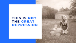 The COVID-19 Economy Is Not the Great Depression