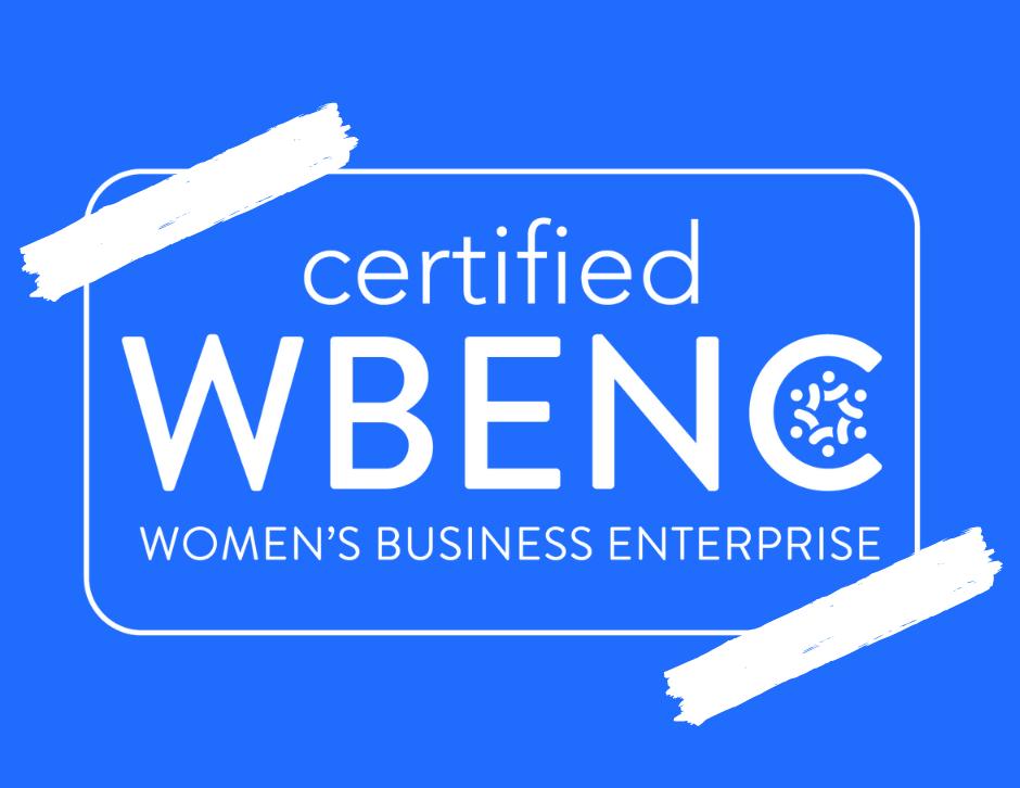 Pocketnest is a certified women's business enterprise