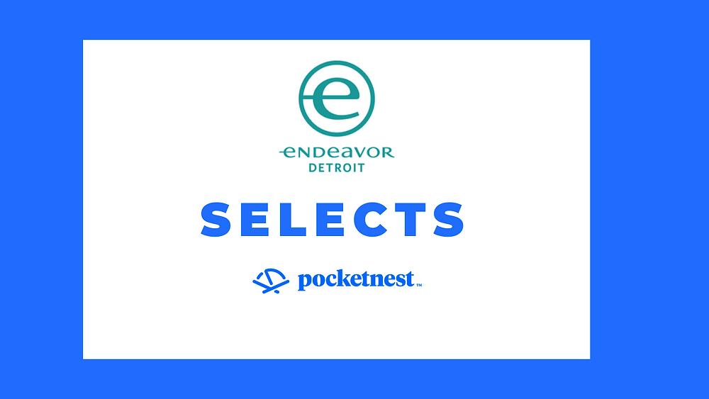Endeavor Detroit Selects Pocketnest