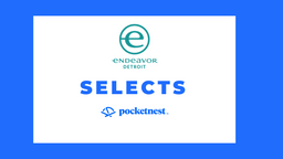 Endeavor Detroit Chooses Pocketnest for Inaugural ScaleUp