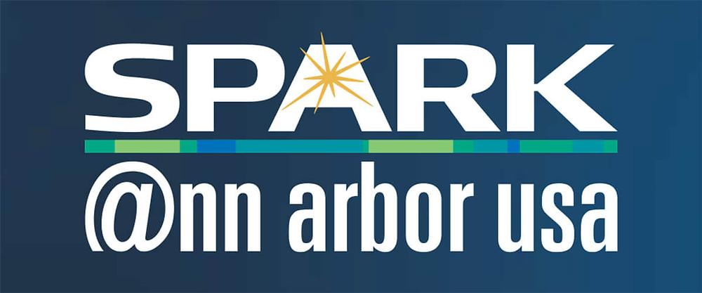 Ann Arbor SPARK logo