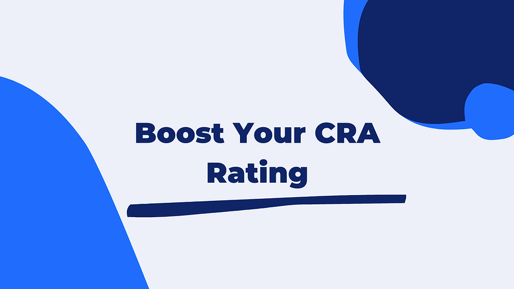 boost your cra rating