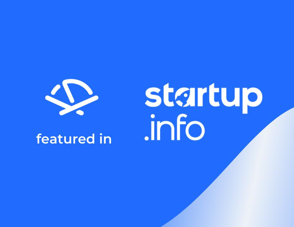 Pocketnest and Startup.Info logos