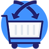 Cart Cross-Selling Icon