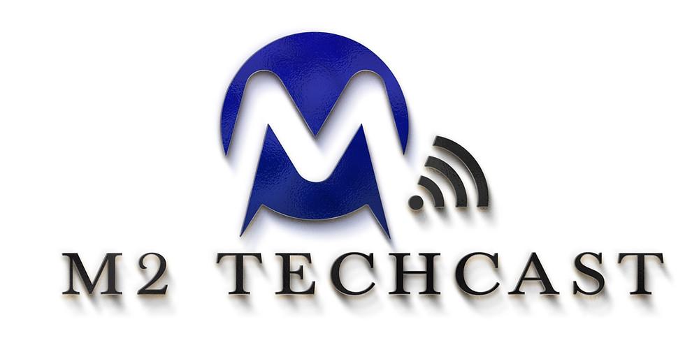 M2 Techcast podcast logo