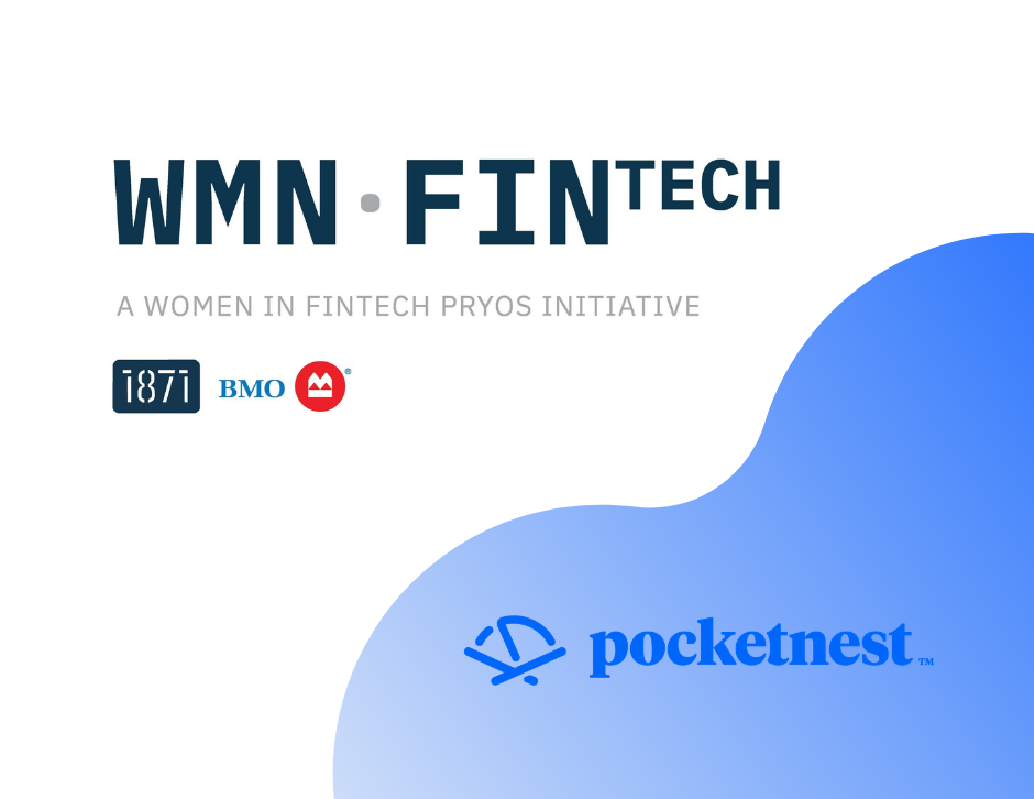Pocketnest featured in the BMO Harris Bank and 1871 fintech mentoring program