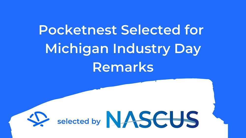 Pocketnest and NASCUS logos