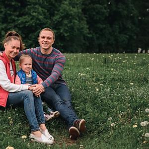 Евгений и Анастасия + Алиса
