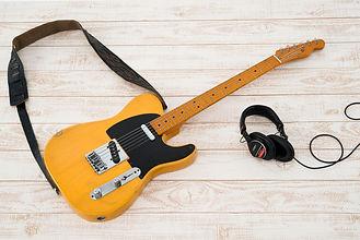 HC tuna Guitar