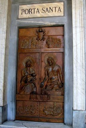 Jürgen_Eine geweihte Tür