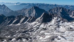 Ramona_Gletscherspuren an der Zugspitze