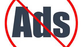 Why Our Site Will Never Use Ads