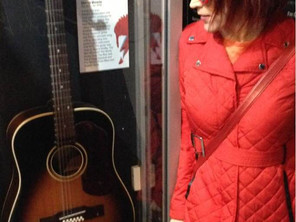 Me and Bowie's Guitar
