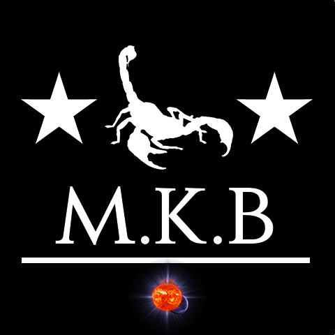MK Black Author, philosopher, and spiritualist