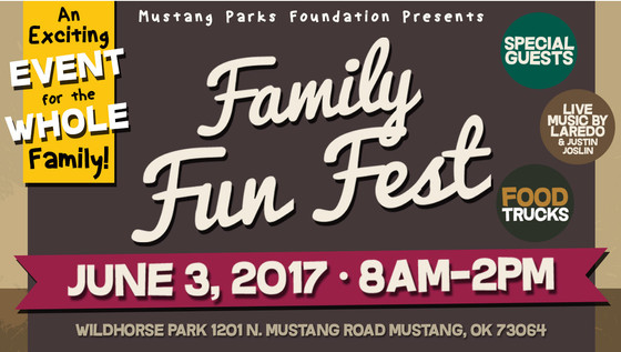 Mustang Family Fun Fest Grand Opening Celebration