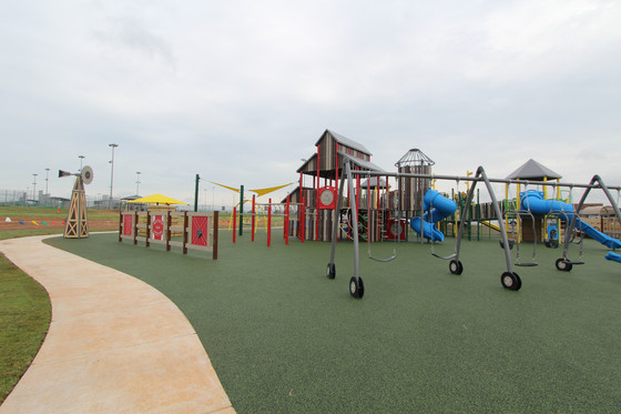 Inclusive Playground Sponsors