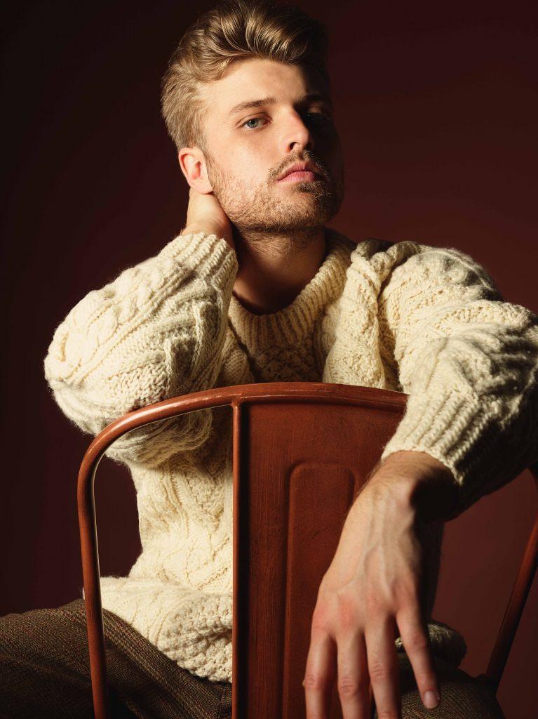 Sandro Cavazza for House of Solo Magazine 2/4