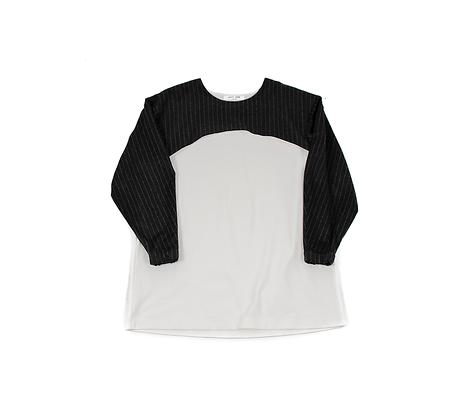 Structured Sweatshirt